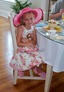 Dress Up for High Tea Party Historic Ridgeway SC